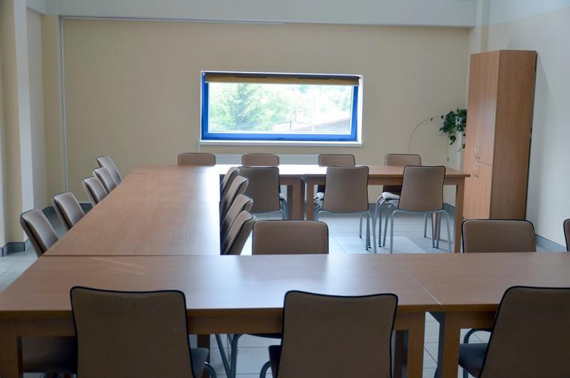 Sala konferenycjna wnętrze